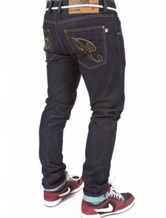 Paranoia Super Slim Fit Jeans dark blue