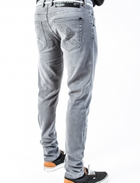 Paranoia Super Slim Fit Jeans Grey